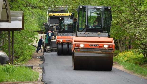 Около 13 тыс жителей Подмосковья проголосовали на «Доброделе» за ремонт дорог