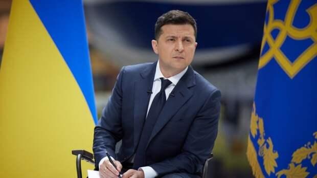 """Зеленский назвал Крым """"своим"""""""