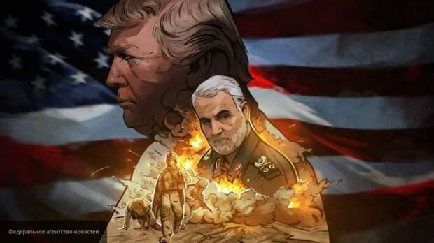 Sohu: Россия вступится за Иран в случае провокации ВМС США в Персидском заливе