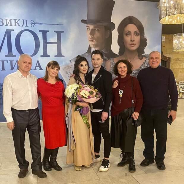 39-летняя Анастасия Макеева в четвертый раз выходит замуж