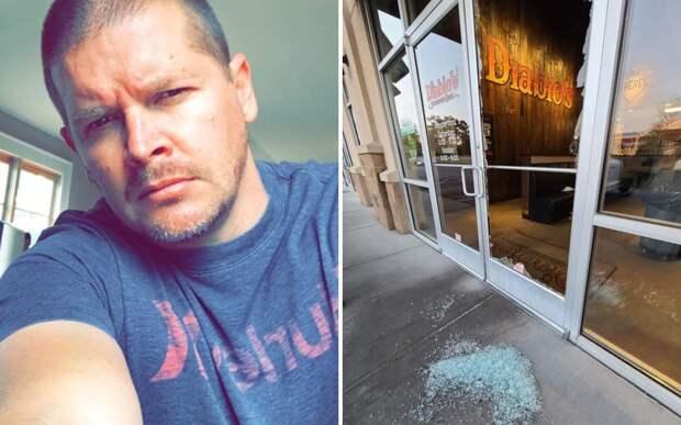 Мужчина предложил работу воришке, который ночью вломился в его ресторан