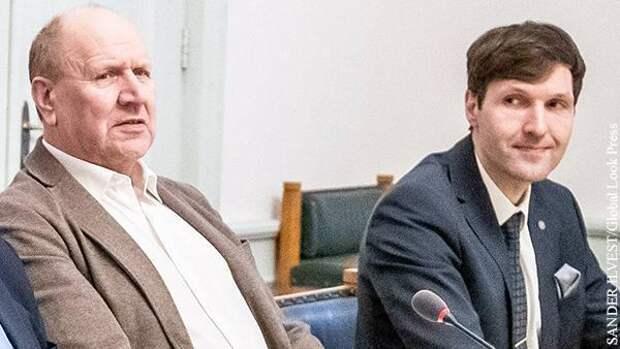 Эстонские министры подняли голос против своих хозяев из США