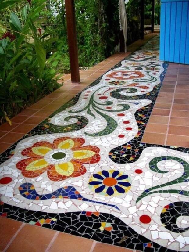 Мозаичный ланшафт (подборка)