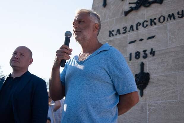 Чалый рассказал об угрозе уголовных сроков за Матросский бульвар
