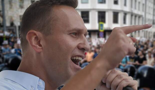 Юлия Витязева: Навальный плюнул в Россию и в каждого россиянина