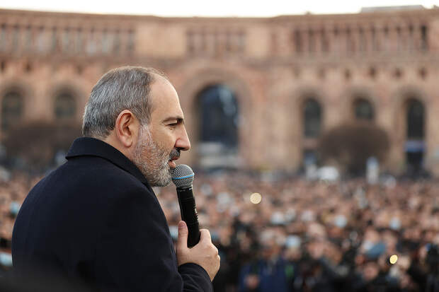 Станислав Притчин: «Возвращение к войне не в интересах Армении»