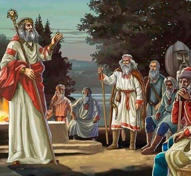 Православная - Вера славян.