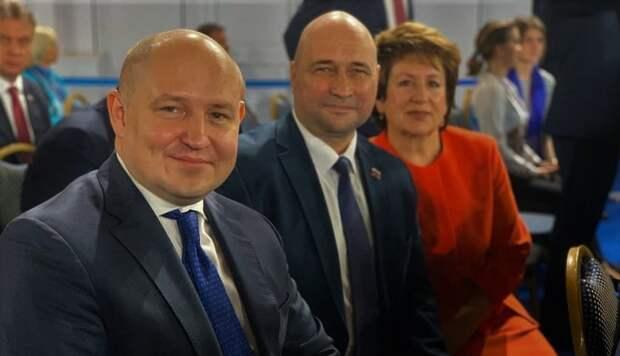 Немцев запретил в заксобрании Севастополя выступления о выборах Развожаева