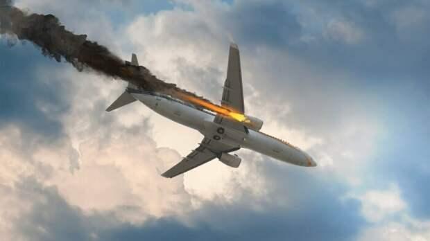 Самолеты падают не так уж часто. /Фото: nypost.com.