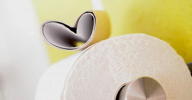 Бывает лиопасна туалетная бумага: смотрим цвет исостав