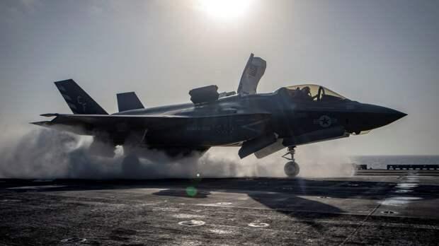 Посол Китая назвал клеветой обвинения Болтона в краже технологий F-35