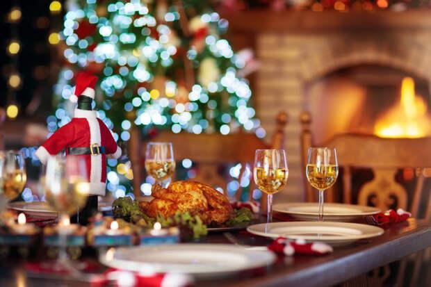 ТОП-5 блюд на старый Новый год