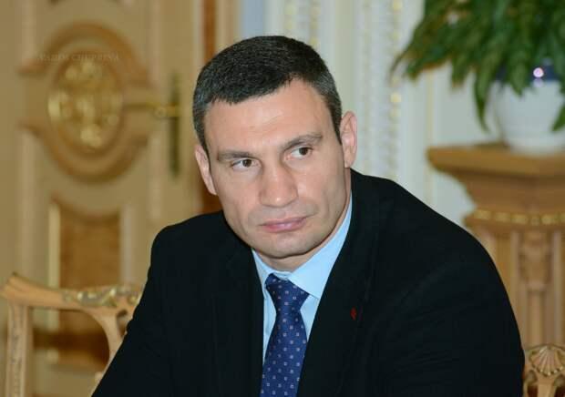 Правительство Украины уволило Кличко