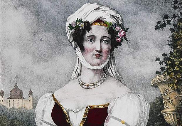 Единственная в истории женщина-адмирал российского флота