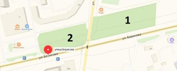 В Севастополе часть сквера отремонтируют, а часть — оставят застройщику