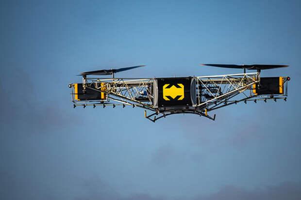 Заявлено, что главная изюминка проекта — особая аэродинамическая схема
