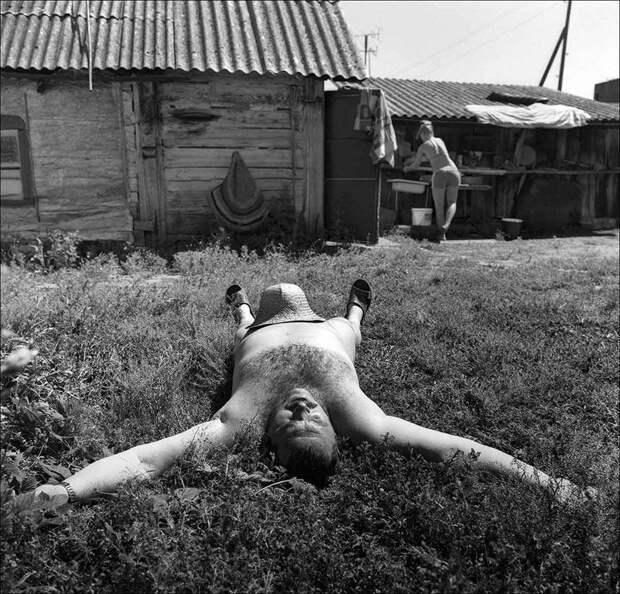 Негород в снимках красноярского фотографа Александра Кустова 21