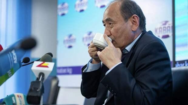 Депутат Кыргызстана призвал производить лекарство Садырин в честь президента страны