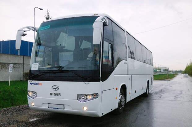 Особенности аренды автобуса вместе с водителем
