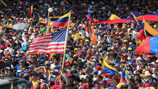 США на венесуэльском направлении