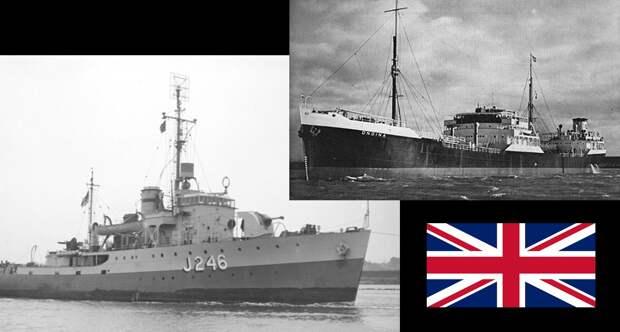 Британские корабли