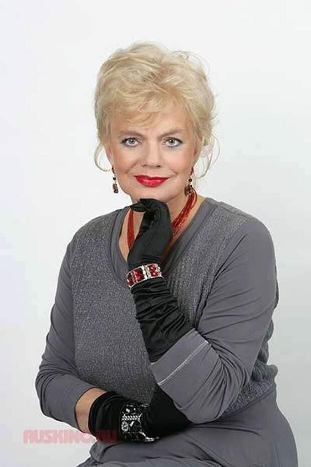 "Мирдза Мартинсоне (фото: ""Ruskino"")"