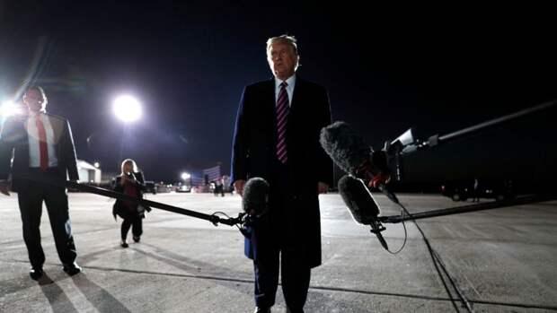 Трамп: Россия похитила информацию о гиперзвуковой ракете у США