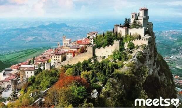 Сан-Марино Поездки, маленькие страны, путешествие, страны мира