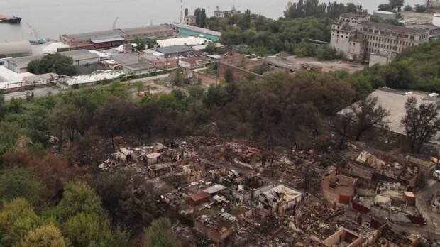 Ростовские погорельцы получат компенсации через четыре года после пожара