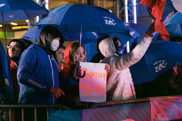 Почему рейтинги «Единой России» отличаются от результатов на выборах
