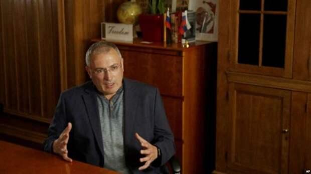 Проект Ходорковского: центр «Досье» набирает обороты