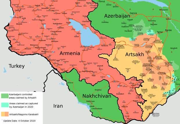 The Saker:  Может ли Россия прекратить войну на Кавказе и следует ли ей это делать?