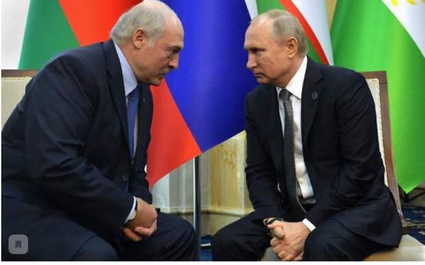 Помочь Лукашенко может только Путин», а спасти Белоруссию – только Лукашенко