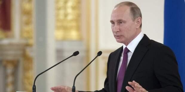 Путин раскритиковал депутатов за спешку и штурмовщину при принятии законов