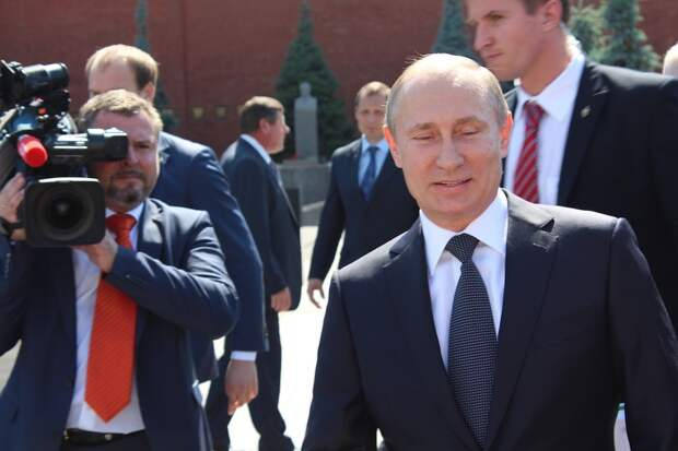 Владимир Путин: от «изгоя» до «хозяина мировой политической сцены»