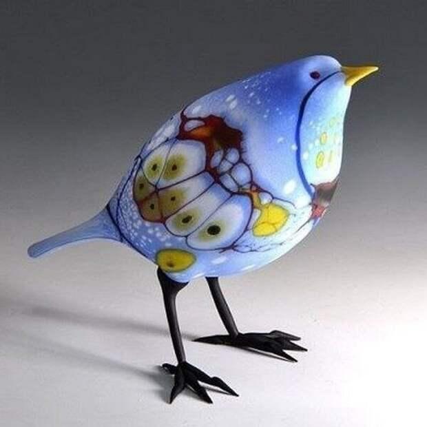 Стеклянные птички   Shane Fero.