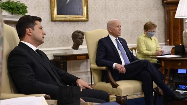Украинский посол в США назвала успешной поездку Зеленского в Вашингтон
