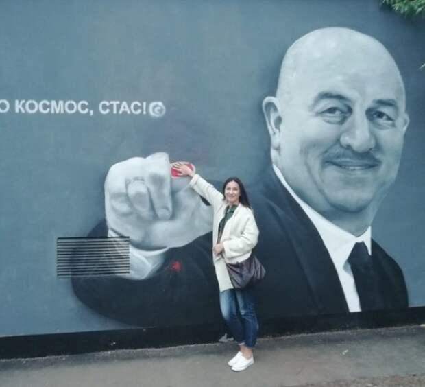 Станислав Черчесов «лишился пальца»