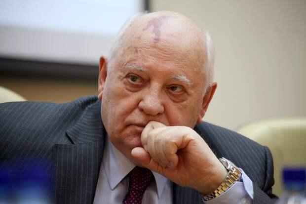 Горбачёв выступил за встречу Байдена и Путина