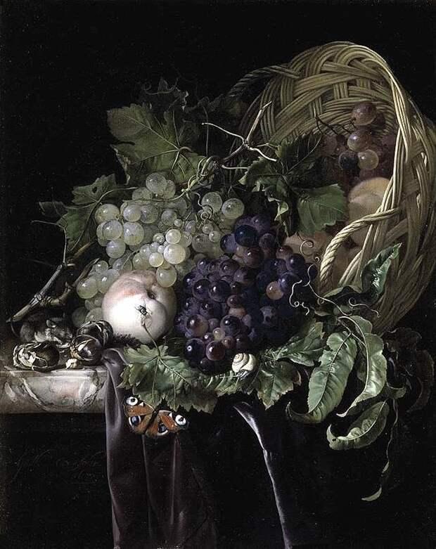 Голландский натюрморт XVII века
