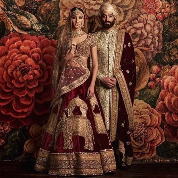 15 традиционных свадебных нарядов: как выглядят жених и невеста в разных уголках мира.