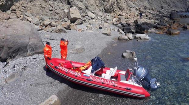 В Крыму ищут пропавшего в море дайвера