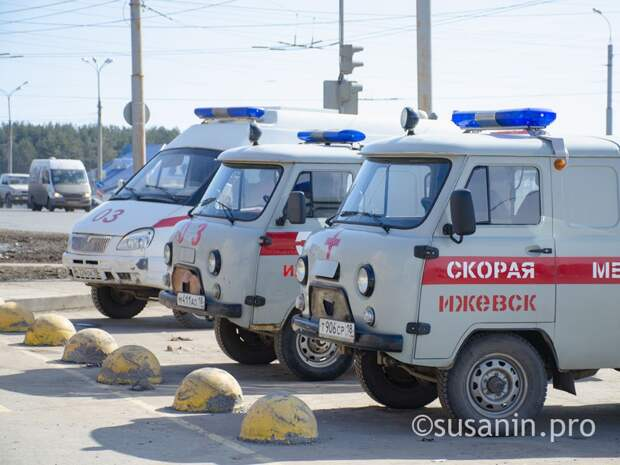 Масштабным флешмобом отметят в Удмуртии первый День работника скорой помощи
