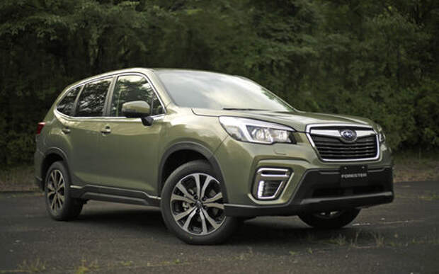 Subaru Forester для России: «За рулем» узнал все цены и комплектации