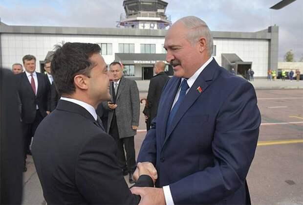 Лукашенко и Зеленский создают украинско-белорусский фронт против России