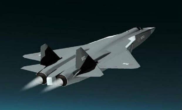 МиГ-41: тяжелый истребитель пятого поколения