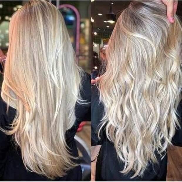 Небрежно уложенные волосы messy waves — простая укладка, покорившая женские сердца