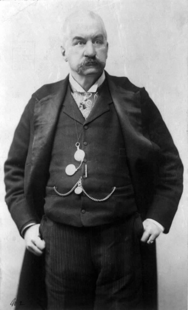 Джон Пирпонт Морган.
