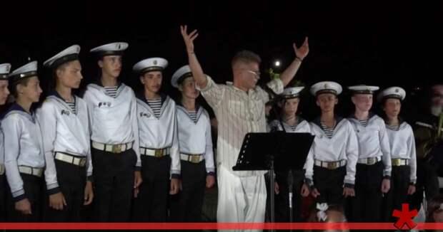 Севастопольцы написали заявление в прокуратуру на Митю Фомина, который не попал в ноту, исполняя гимн Севастополя