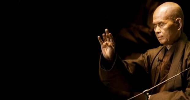 БУДДИЙСКИЙ МОНАХ ОБЪЯСНЯЕТ ИСКУССТВО «ОТПУСКАТЬ»